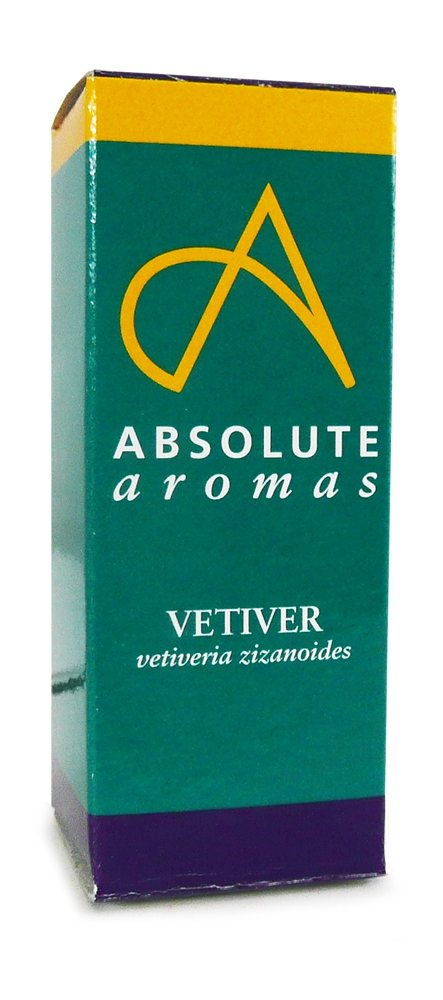Absolute Aromas Vetiver 10ml
