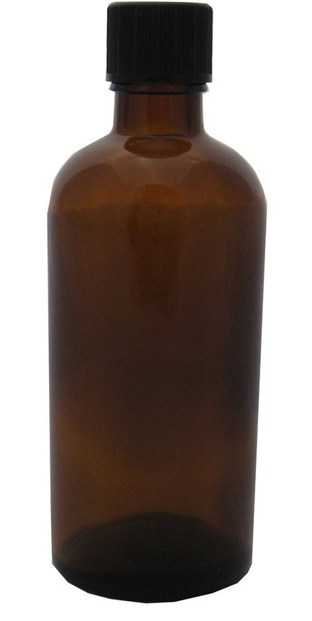Absolute Aromas Amber Glass Bottle 100ml