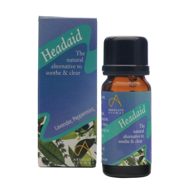 Absolute Aromas Headaid 10ml