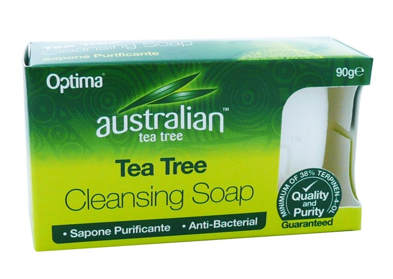 Australian Tea Tree Tea Tree Cleansing Soap 90g