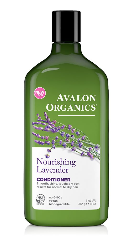 Avalon Organics Lavender Conditioner 312g
