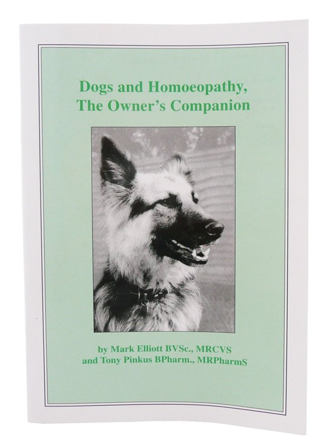 Ainsworths Dogs and Homoeopathy