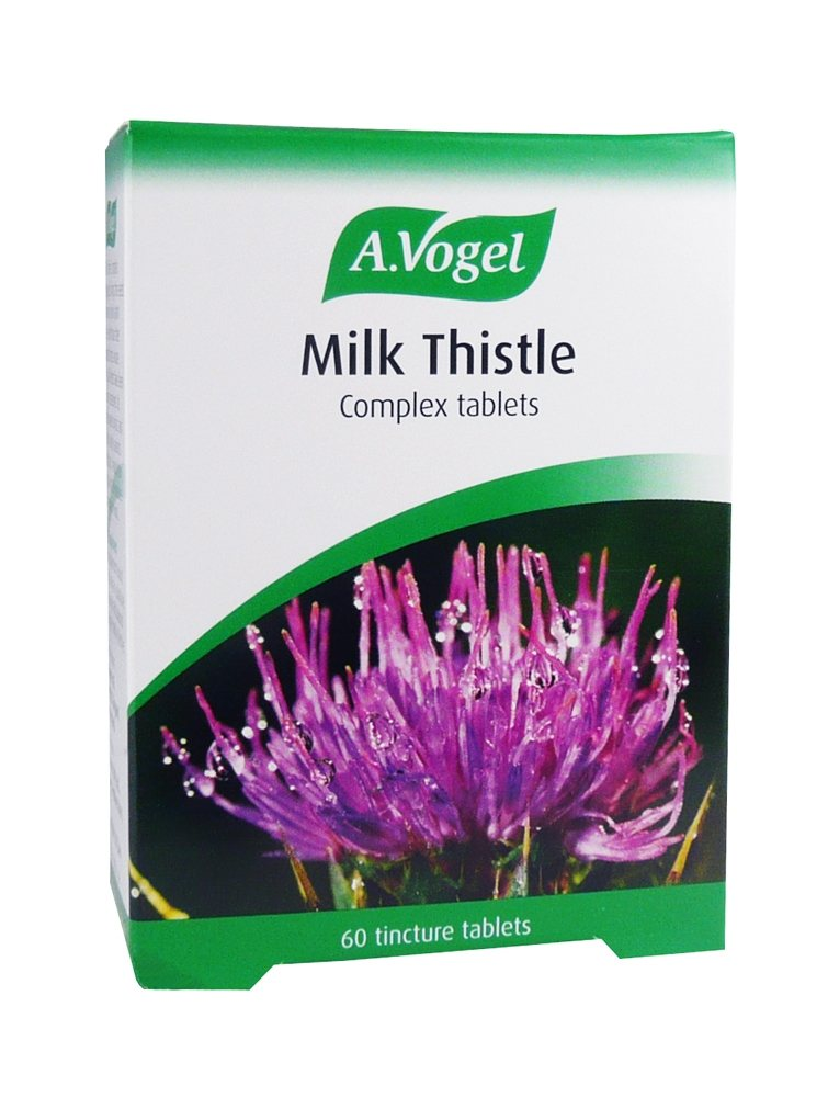 A.Vogel Milk Thistle Complex Tablets 60 tabs