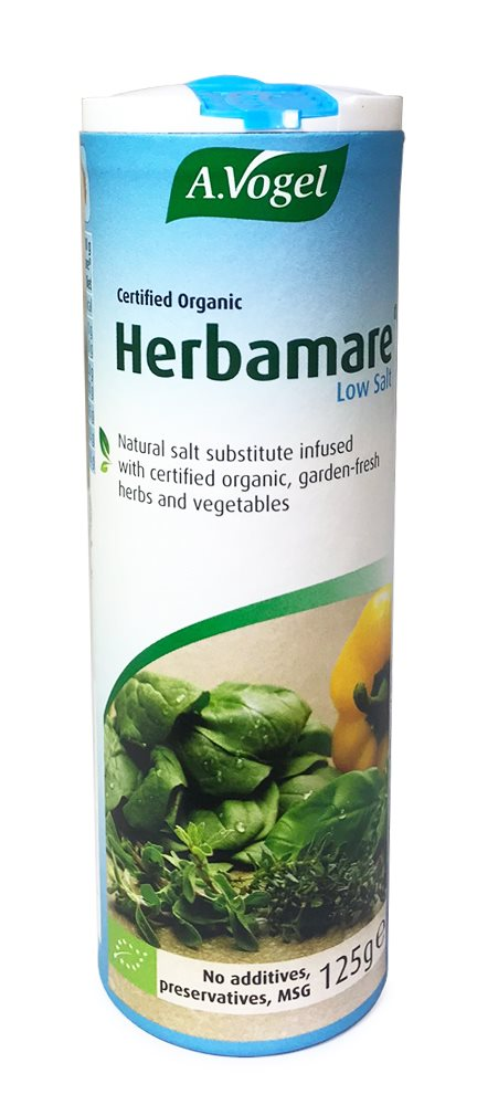 A.Vogel Herbamare Low Salt 125g