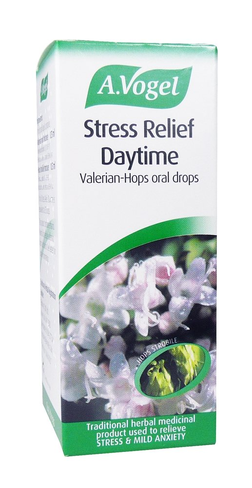 A.Vogel Stress Relief 50ml - Natural Health Products