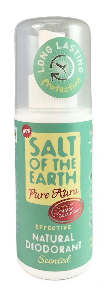 Salt of the Earth Pure Aura Melon & Cucumber100ml