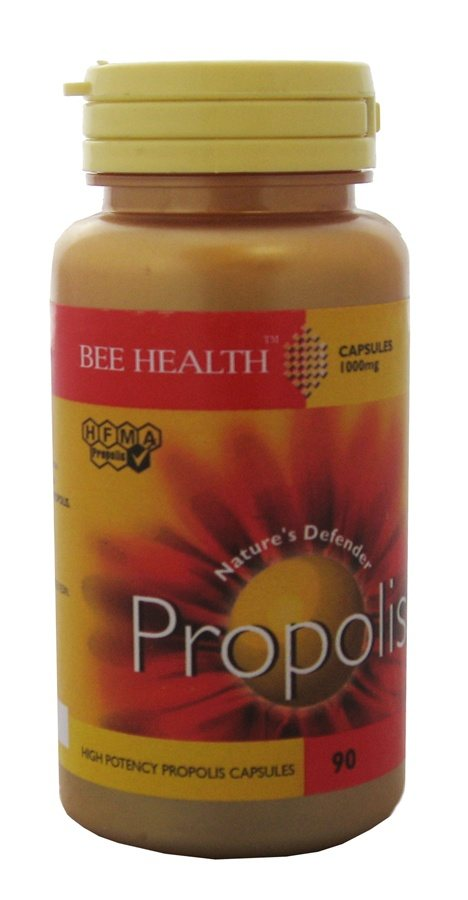 Bee Health Propolis Capsules 1000mg 30 caps