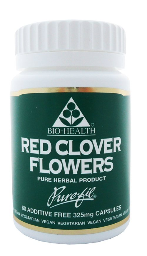 Bio Health Red Clover 325mg 60 caps