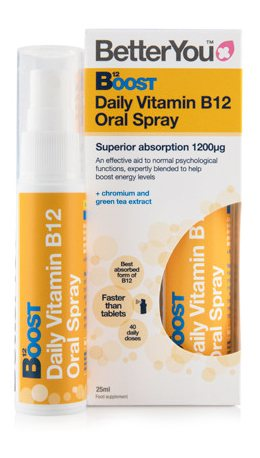 Better You Boost B12 Daily Oral Spray