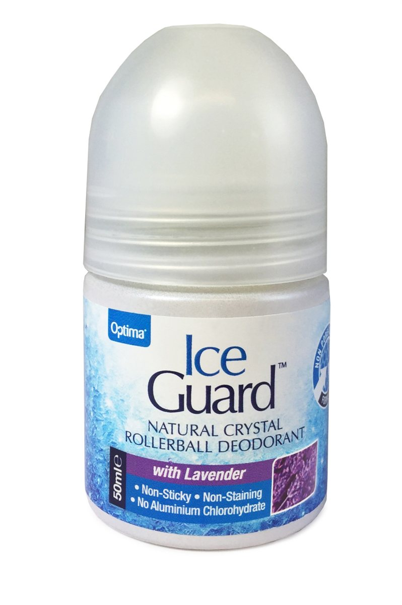 Ice Guard Ice Guard Lavender Deodorant Roll On 50ml