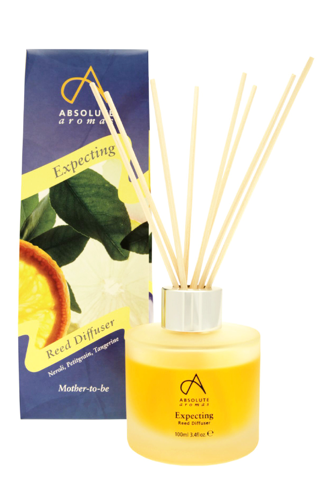 Absolute Aromas Expecting Reed Diffuser 100ml