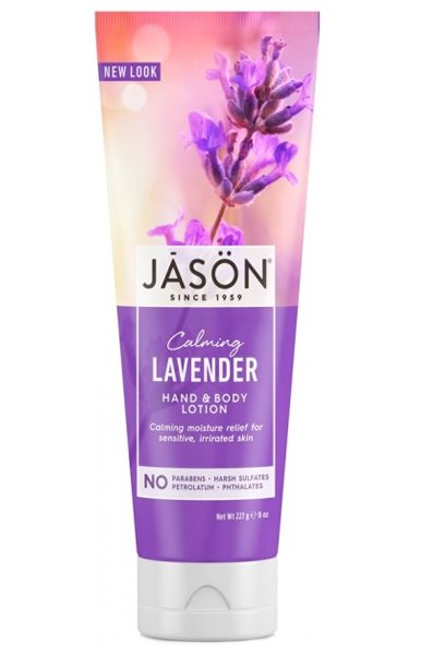 Jason Lavender Hand and Body Lotion 227g