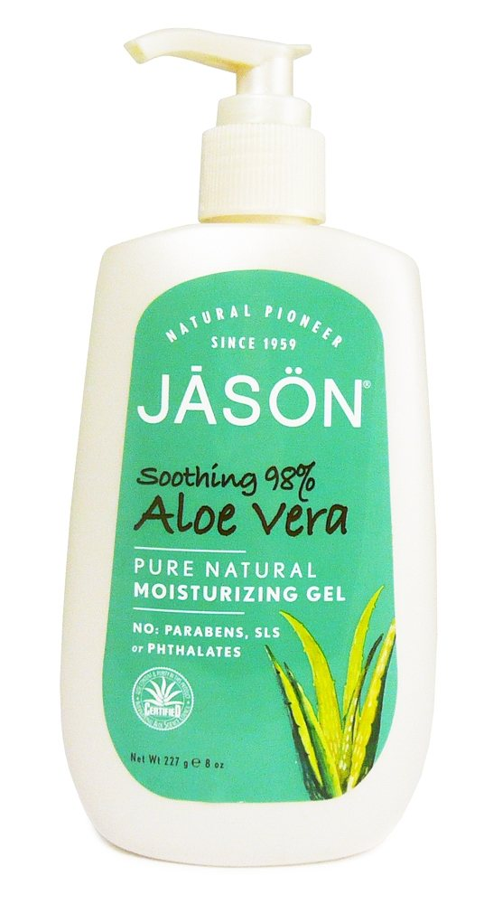 Aloe Vera 98% Gel With Pump 227g