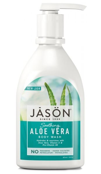 Jason Aloe Vera Body Wash 887ml