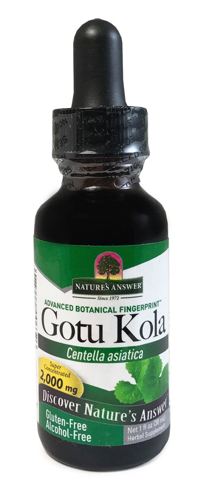 Natures Answer Gotu Kola 30ml