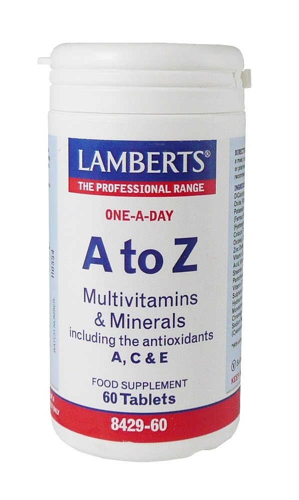 Lamberts A to Z Multi 60 tabs