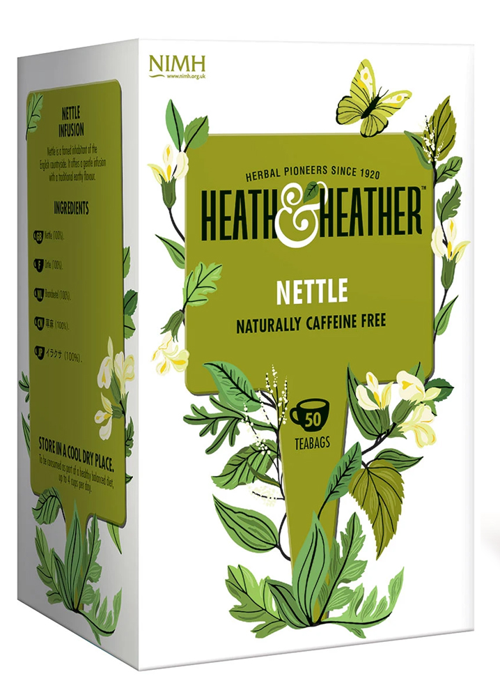 Heath & Heather Nettle 50 Bags