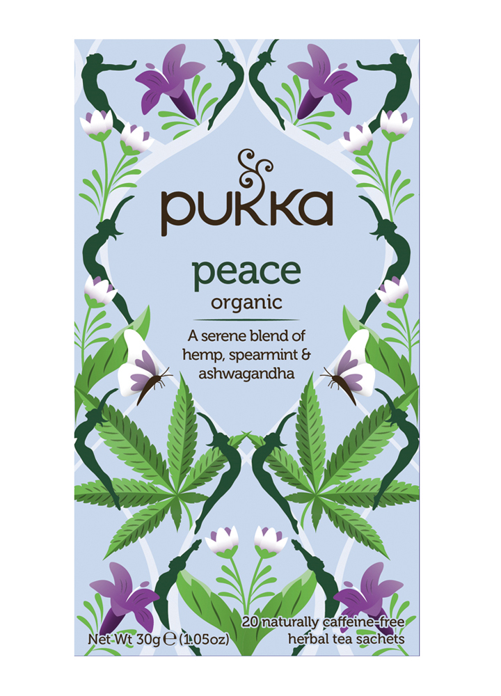 Pukka Peace 20 Tea sachets