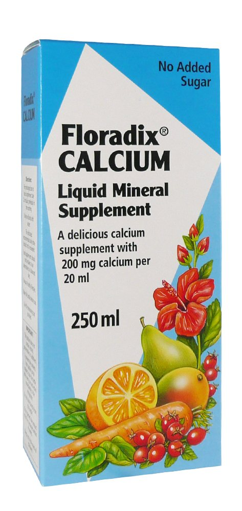 Salus Calcium Liquid Supplement 250ml