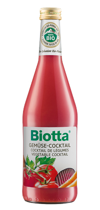 Biotta Organic Vegetable Cocktail 500ml